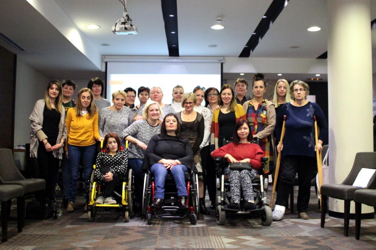 Prava žena sa invaliditetom – od života do politike
