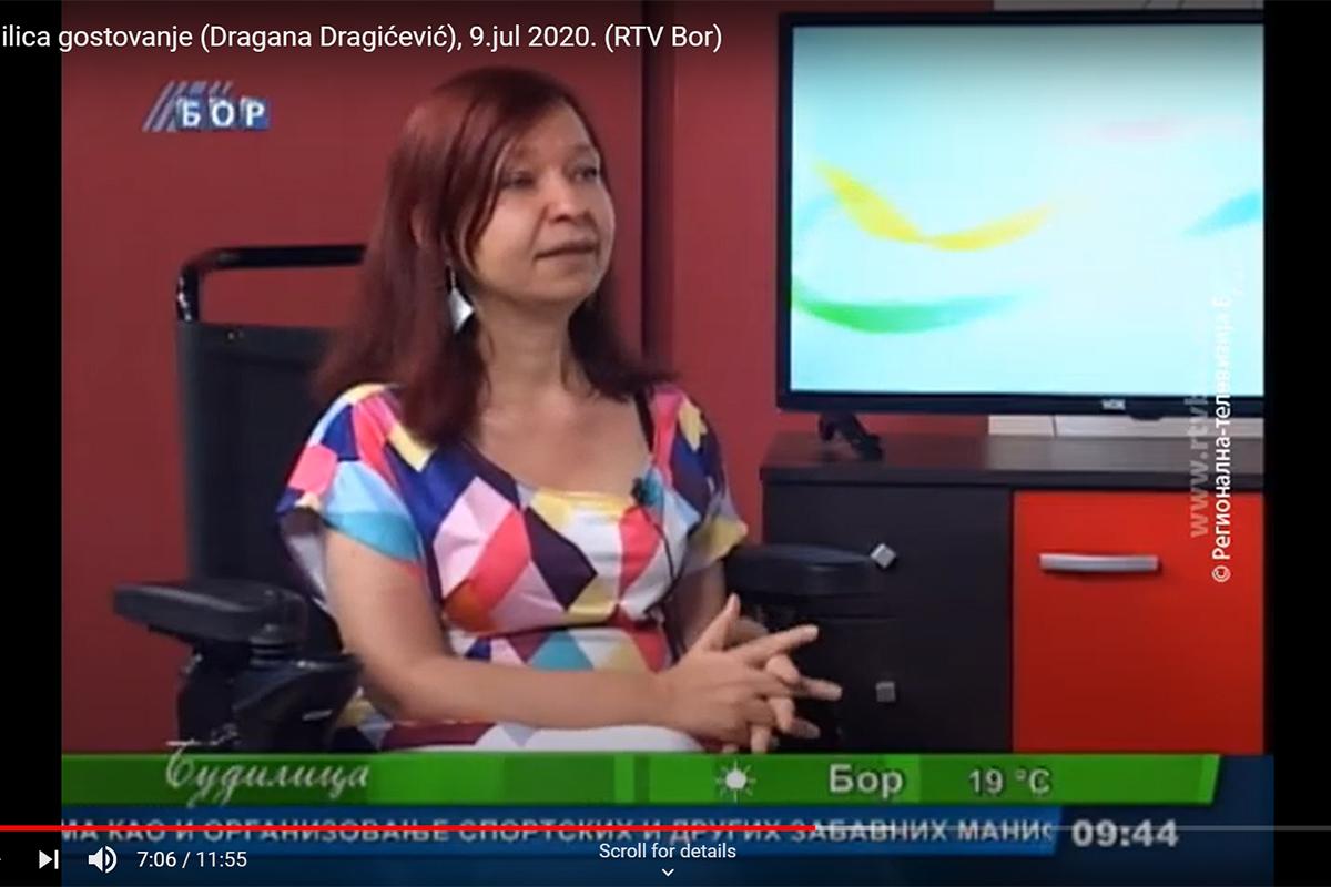 Gostovanje u emisiji Budilica na RTV Bor (VIDEO)